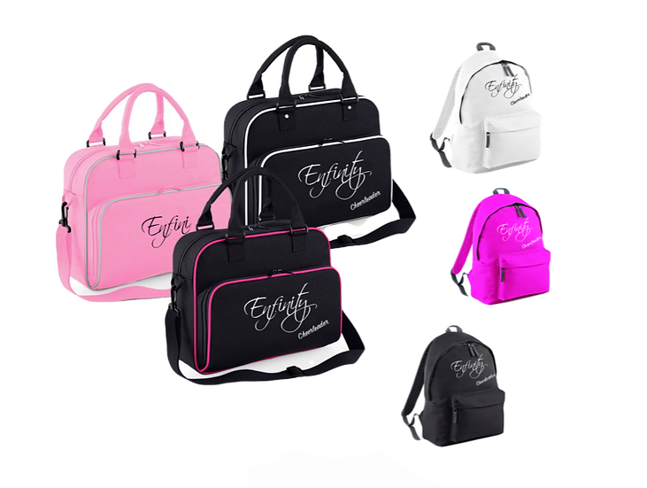 Enfinity Cheerleader Dancebag/Backpack