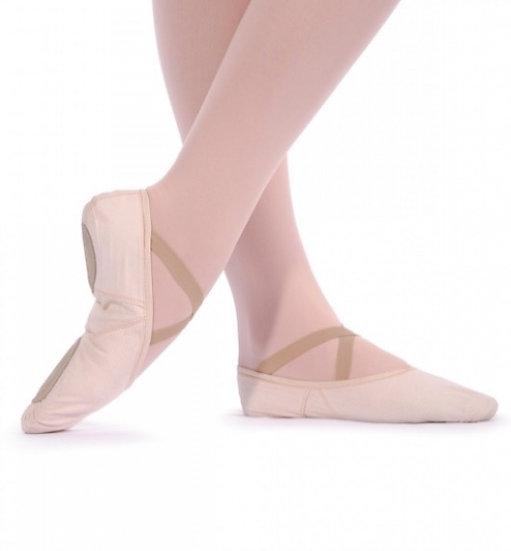 ROCH VALLEY Split Sole Canvas Ballet Shoes