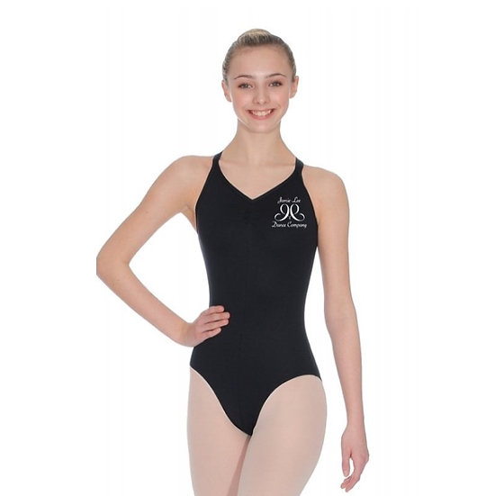 JLDC - Cross-over Strappy Leotard