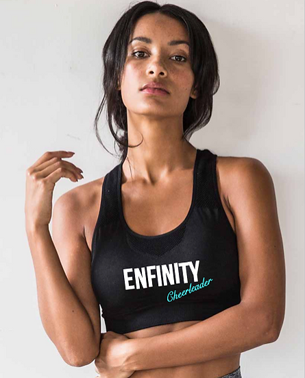 Enfinity Cheerleader Training Crop