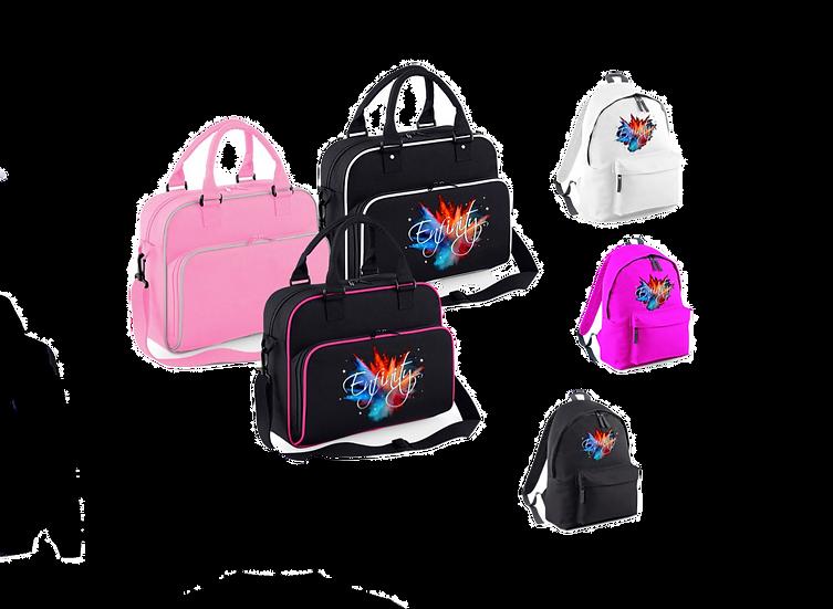 Enfinity Explosive Dancebag/Backpack