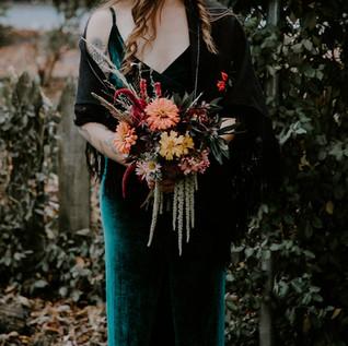 Boho Bridesmaid Bouquet