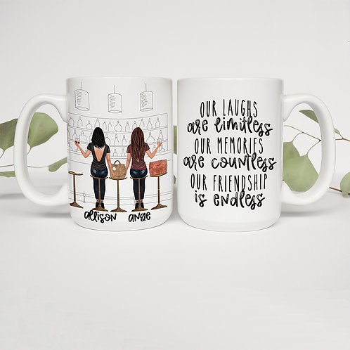 Endless Friendship Friendship Mug