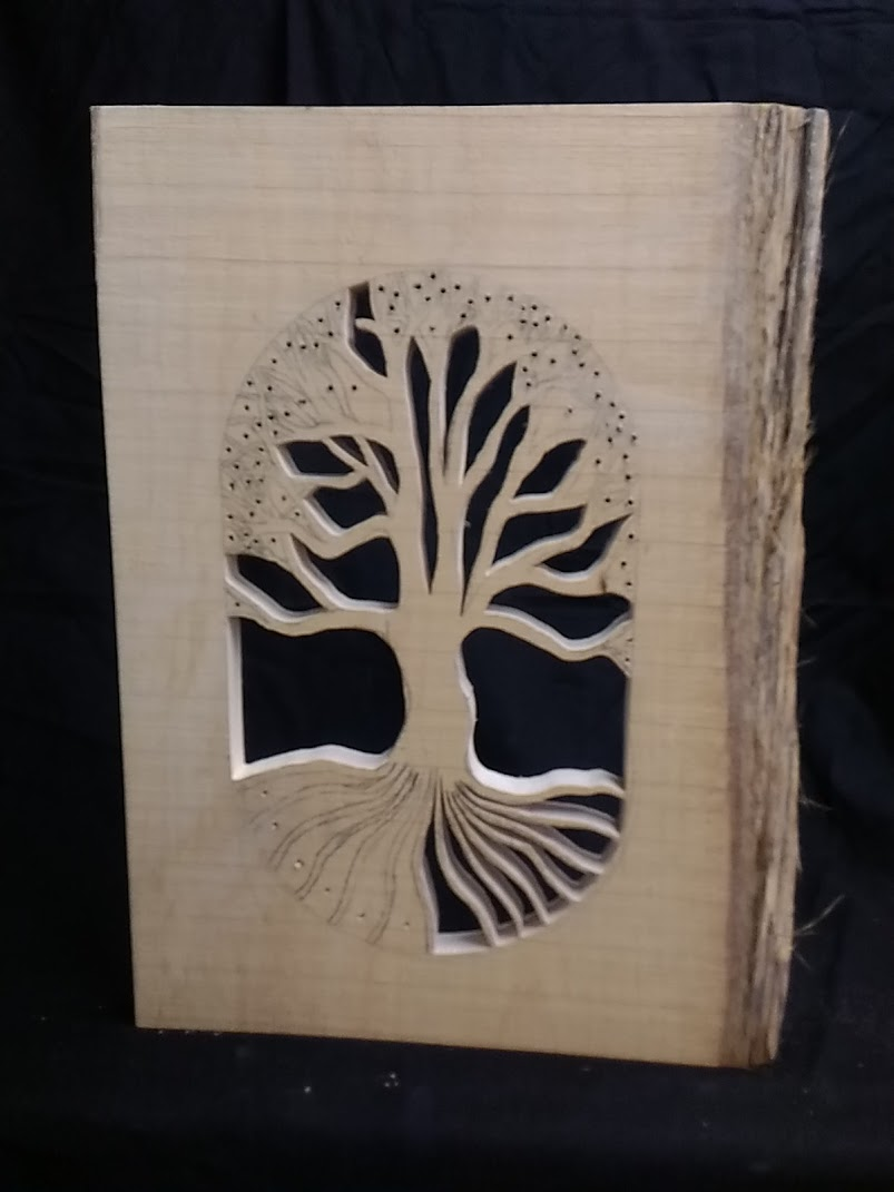 Tree of Life in Cut State - View Two