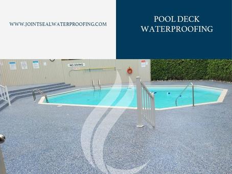 Pool Deck Restoration and Waterproofing