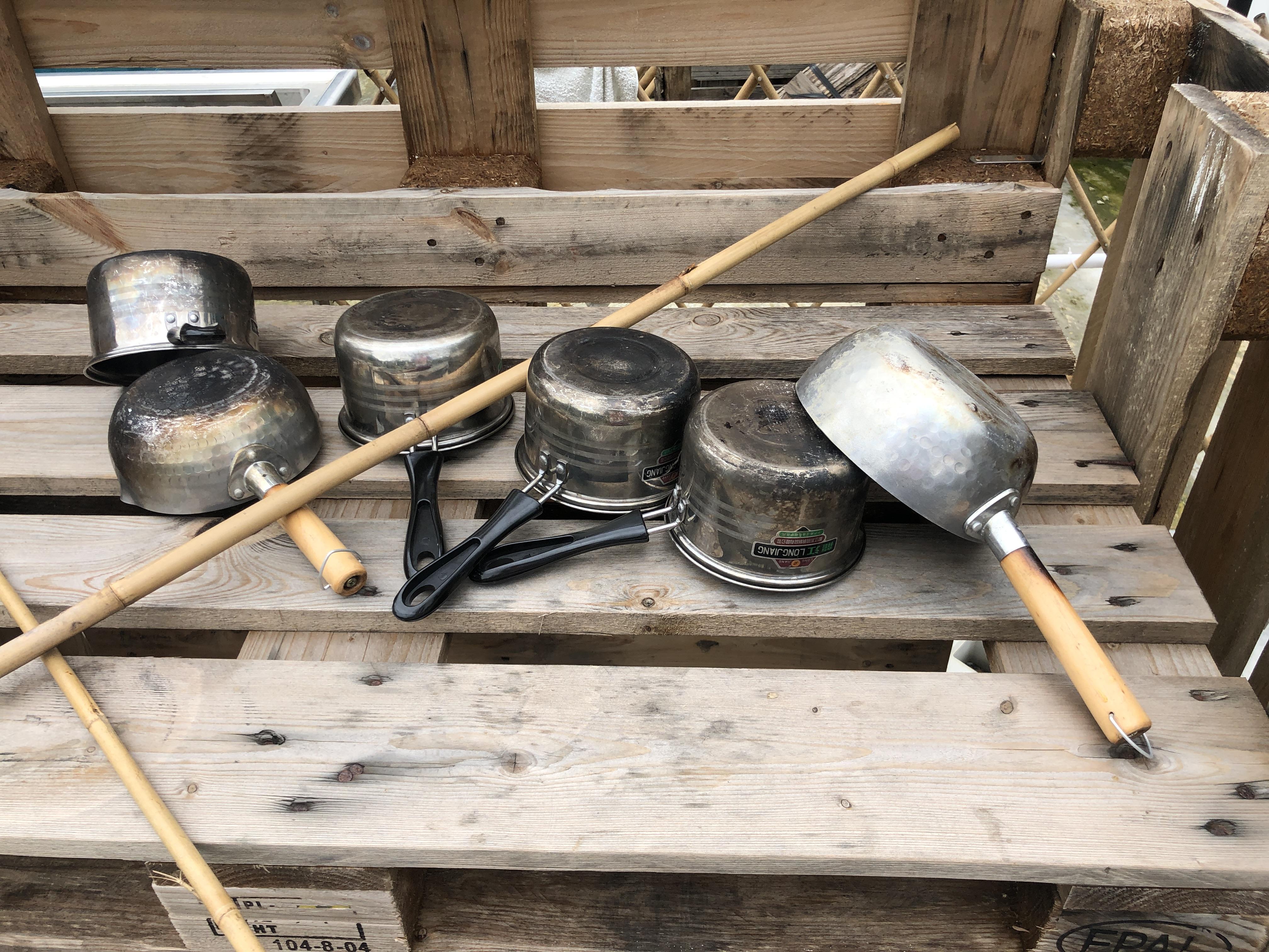 戶外煮食工具