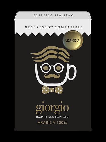 N.01 GIORGIO - ARABICA 100% - BLACK & GOLD