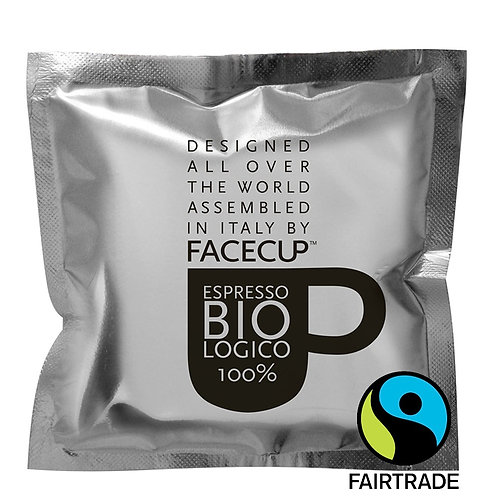 00.1 BIO ESPRESSO UP - 100% BIOLOGICO (50 PODS)