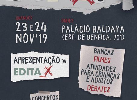 Apresentação oficial da Editora: Contexta a 23 e 24 de novembro de 2019