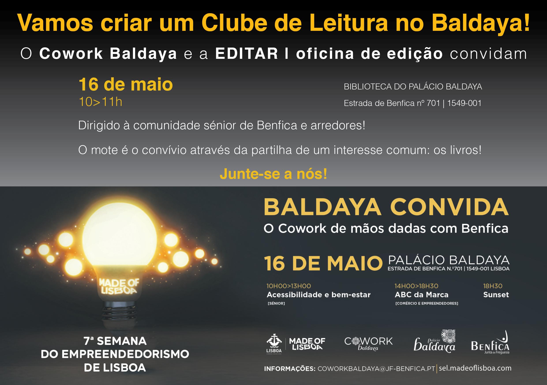Clube de Leitura Baldaya