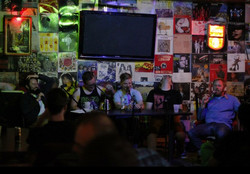Live podcast at CROM Fest in Omaha