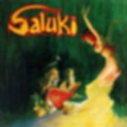 Albumet Saluki utgitt 1977