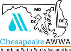 Chesapeake AWWA - New Logo 2016