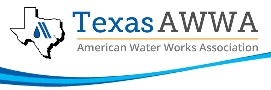 Texas Section AWWA Logo