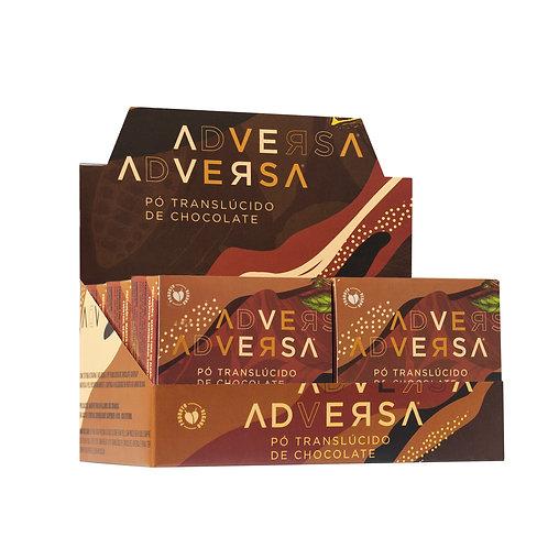 Pó Translúcido Vegano Chocolate | BOX 6 UNIDADES
