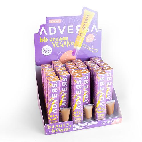 BOX BB Cream Vegano + FPS 30 / Tons Médios Escuros