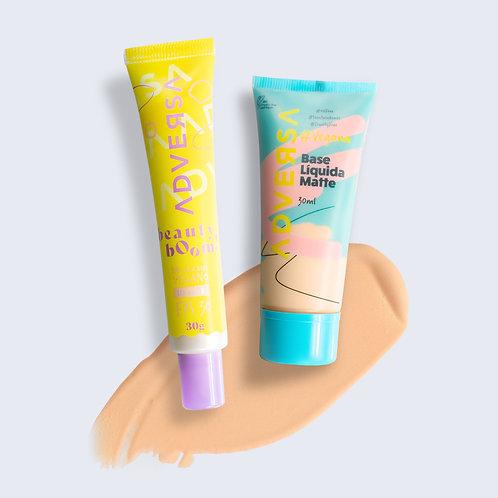 Duo Bonit@ Dia & Noite com Base + BB Cream