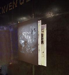 Fab l'art Universcience scénographie papier découpé installation design