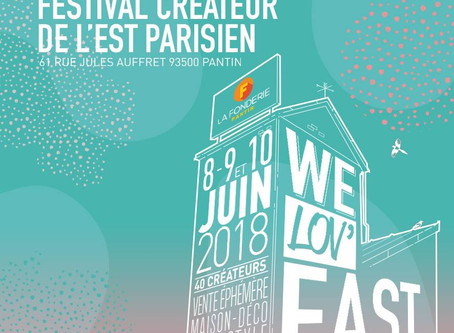 FESTIVAL CREATEUR DE L'EST PARISIEN