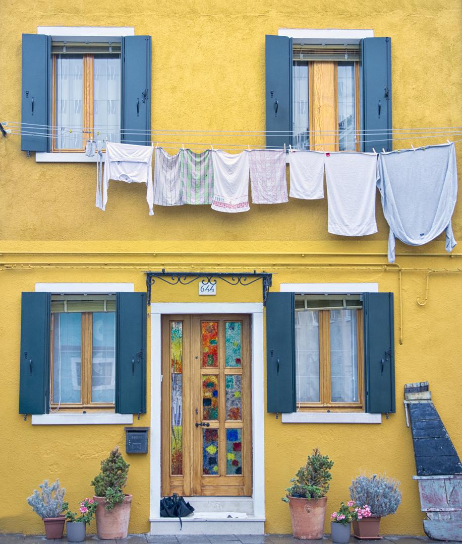 Kathy Wall - Burano Italy