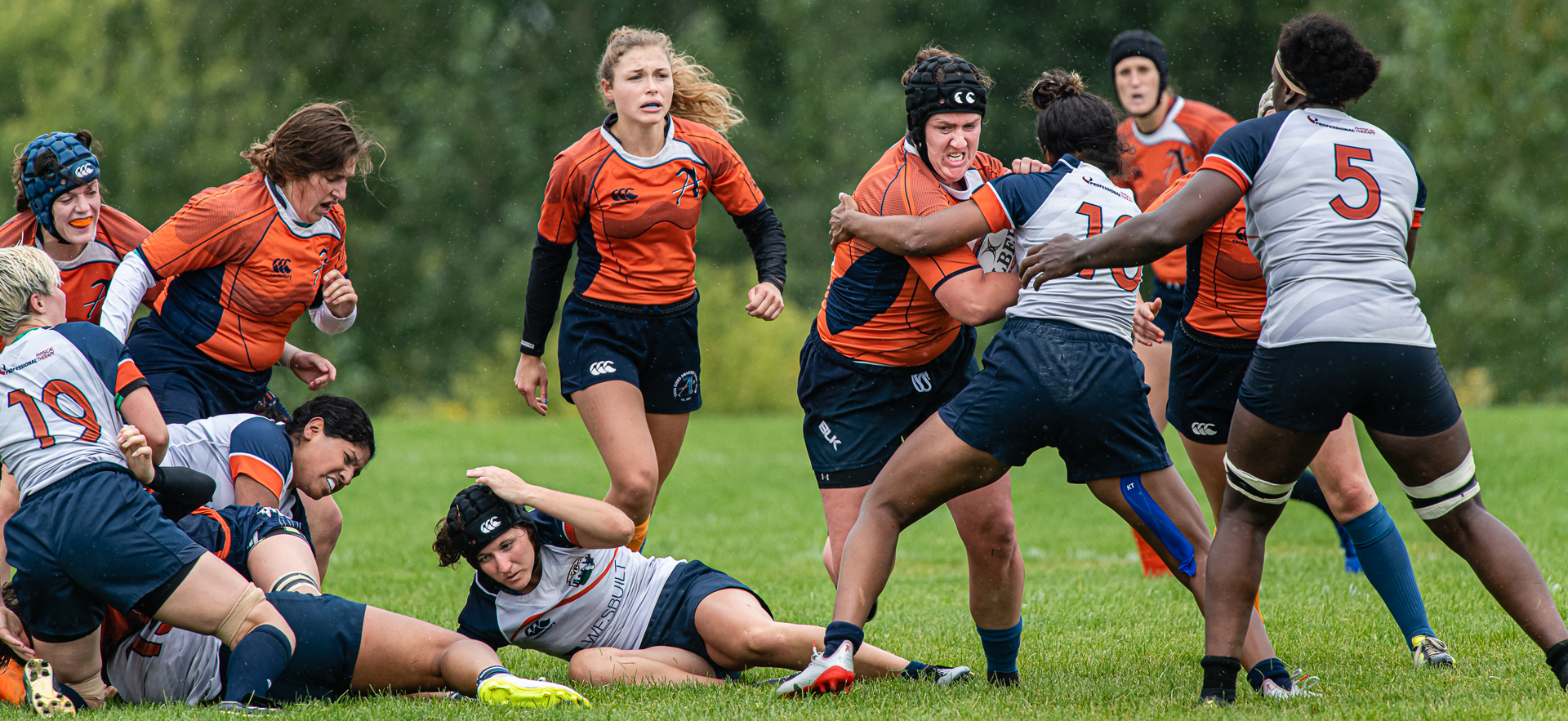 Bob Hosker - Rugby-Physical Play and Gri