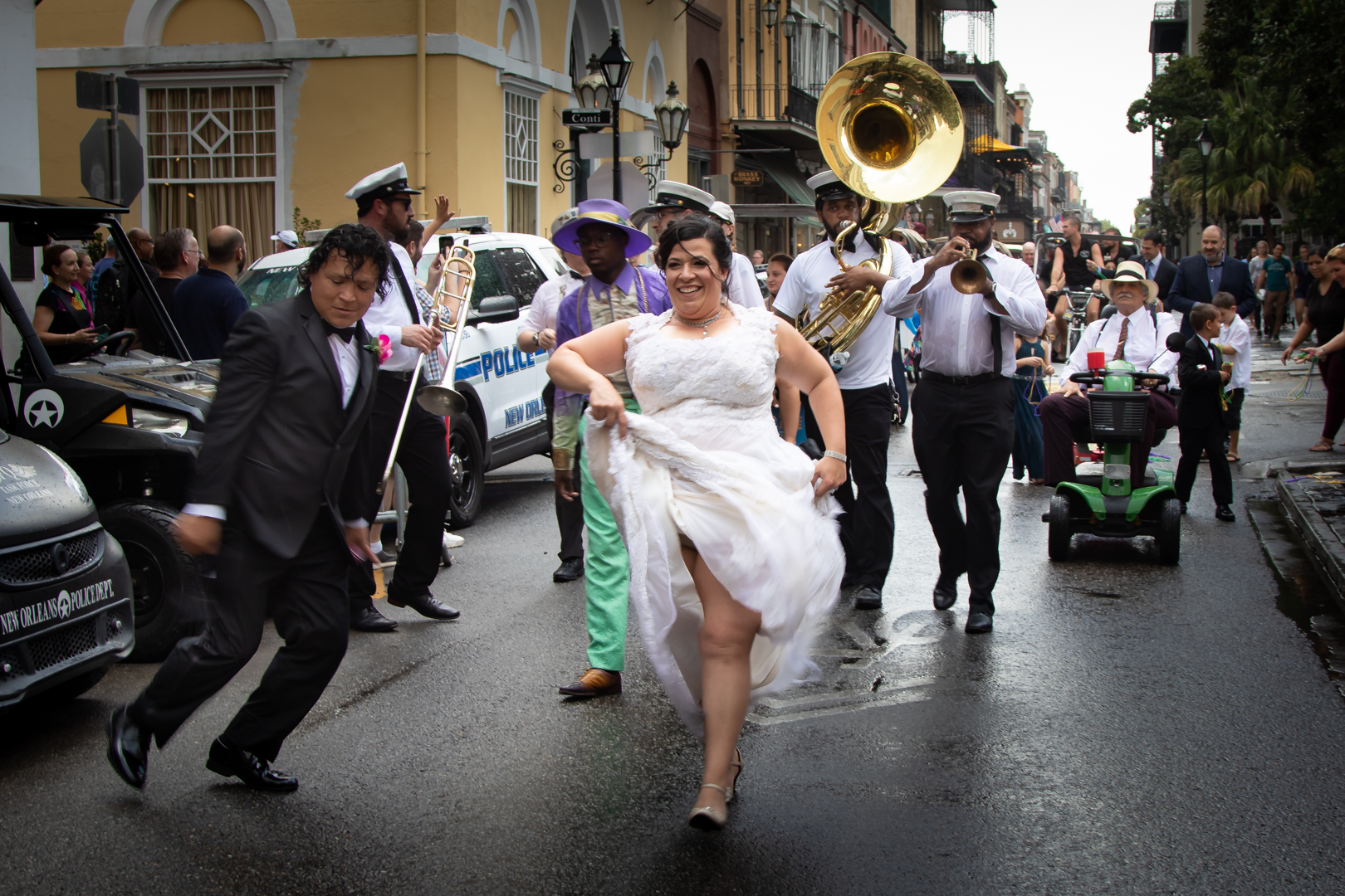 Doug Heimstad - New Orleans Wedding Para