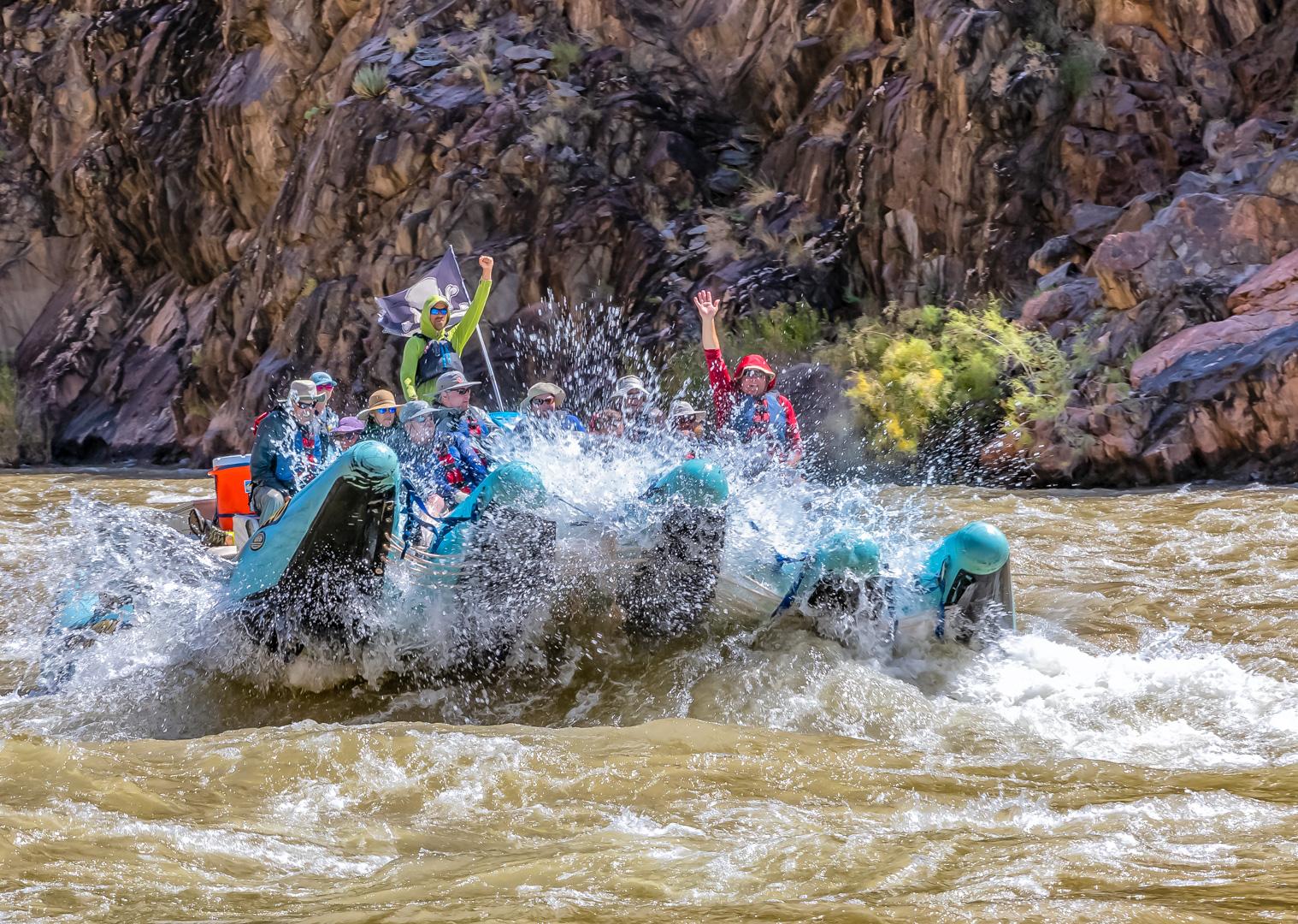 Tom Schendel - River Rapids