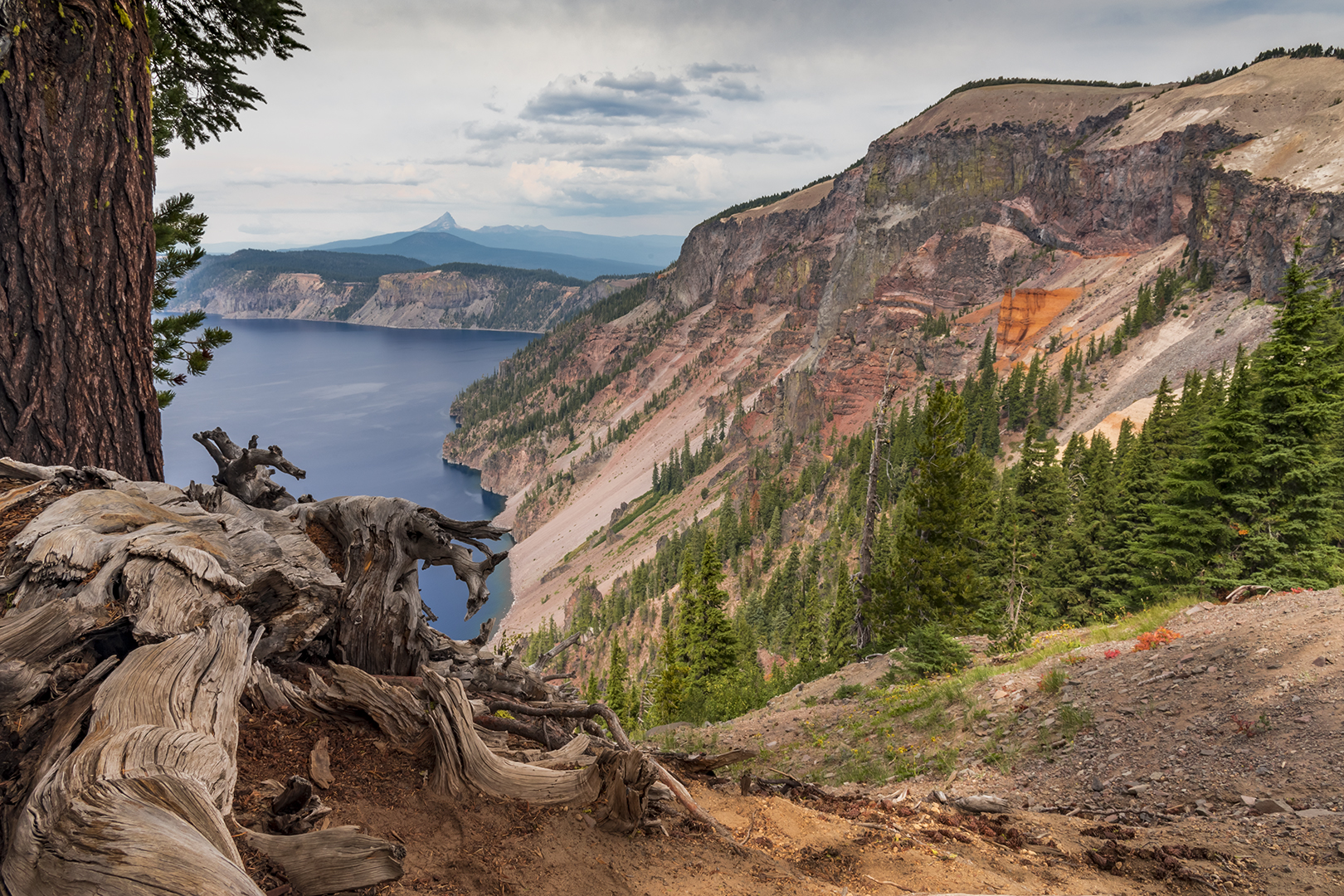 Pat Miller - Crater Lake