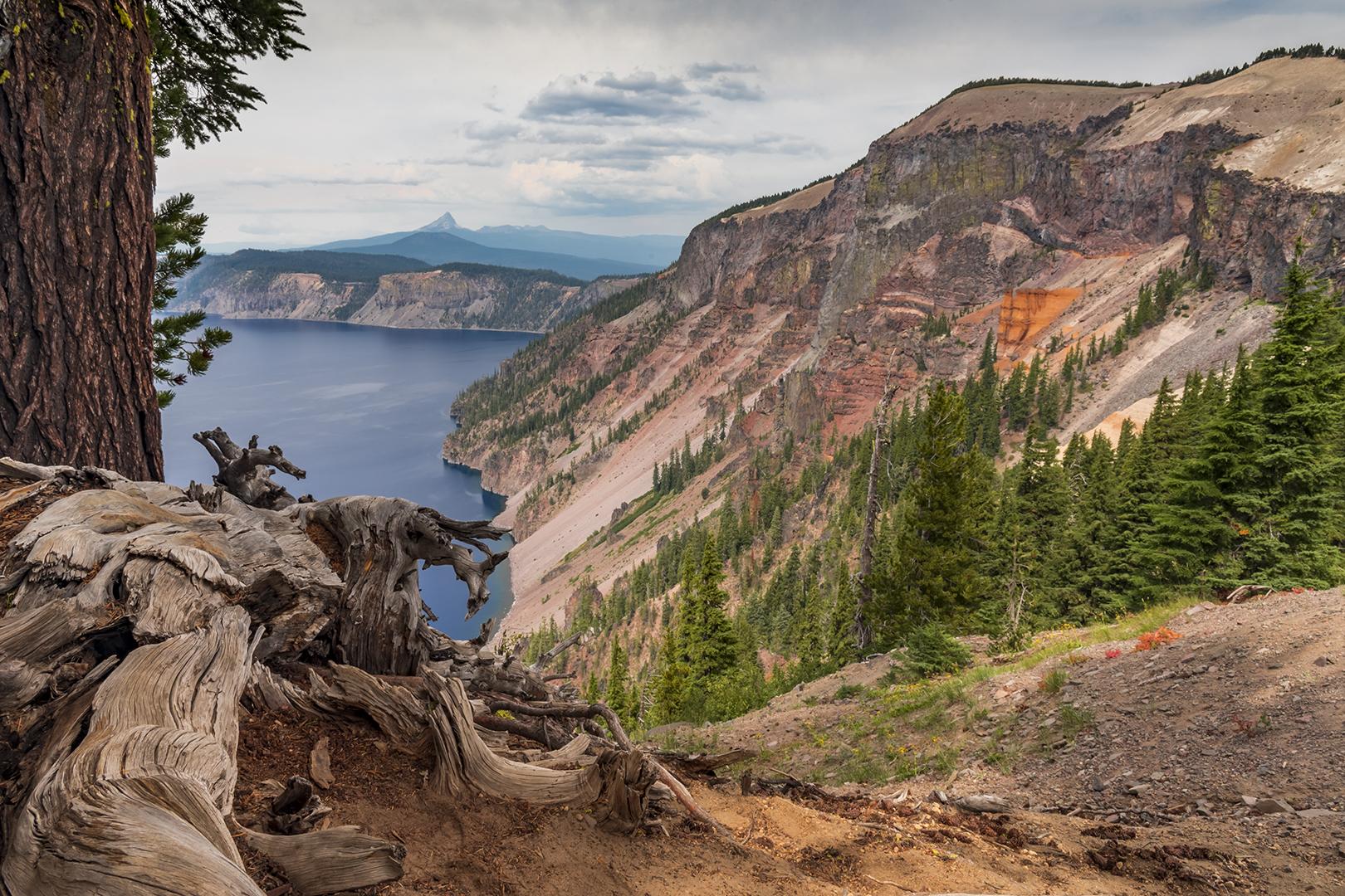 Pat Miller - Crater Lake