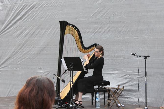 Concert au Château le 4 juillet 2015 à 20 heures