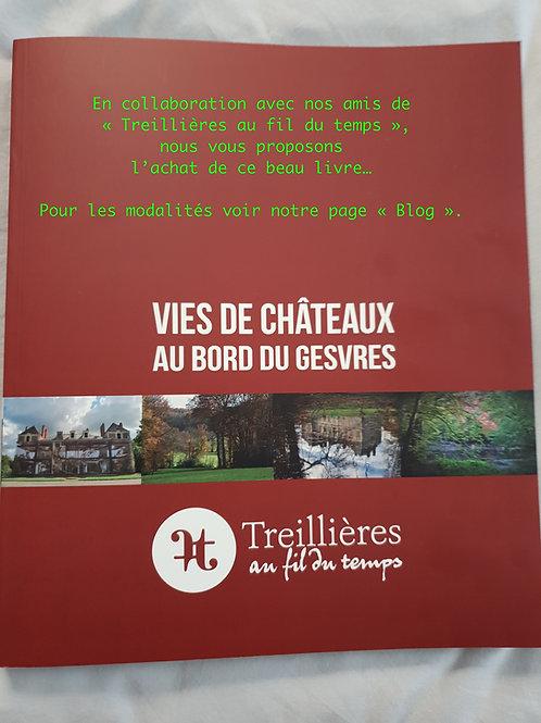 """Livre """"vies de châteaux au bord du Gesvres"""