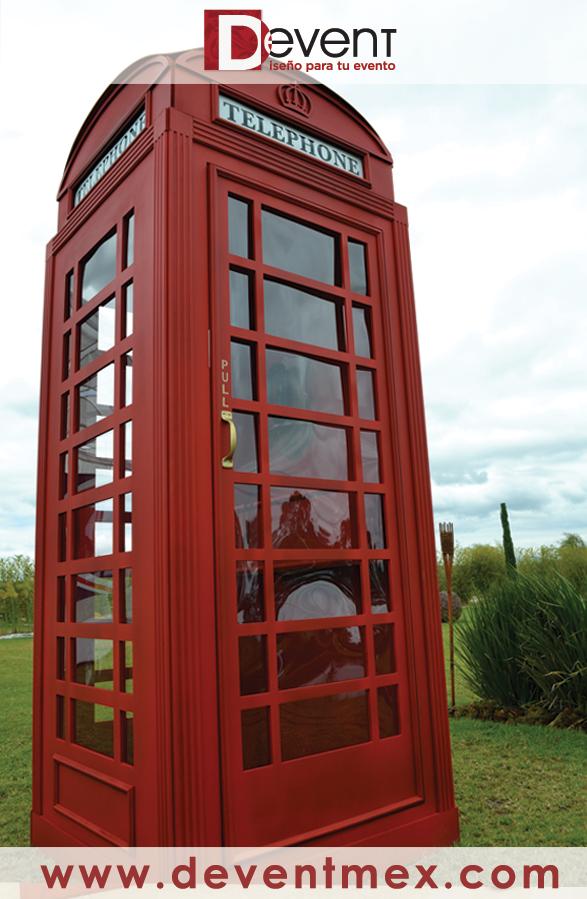 Cabina Telefonica DEvent