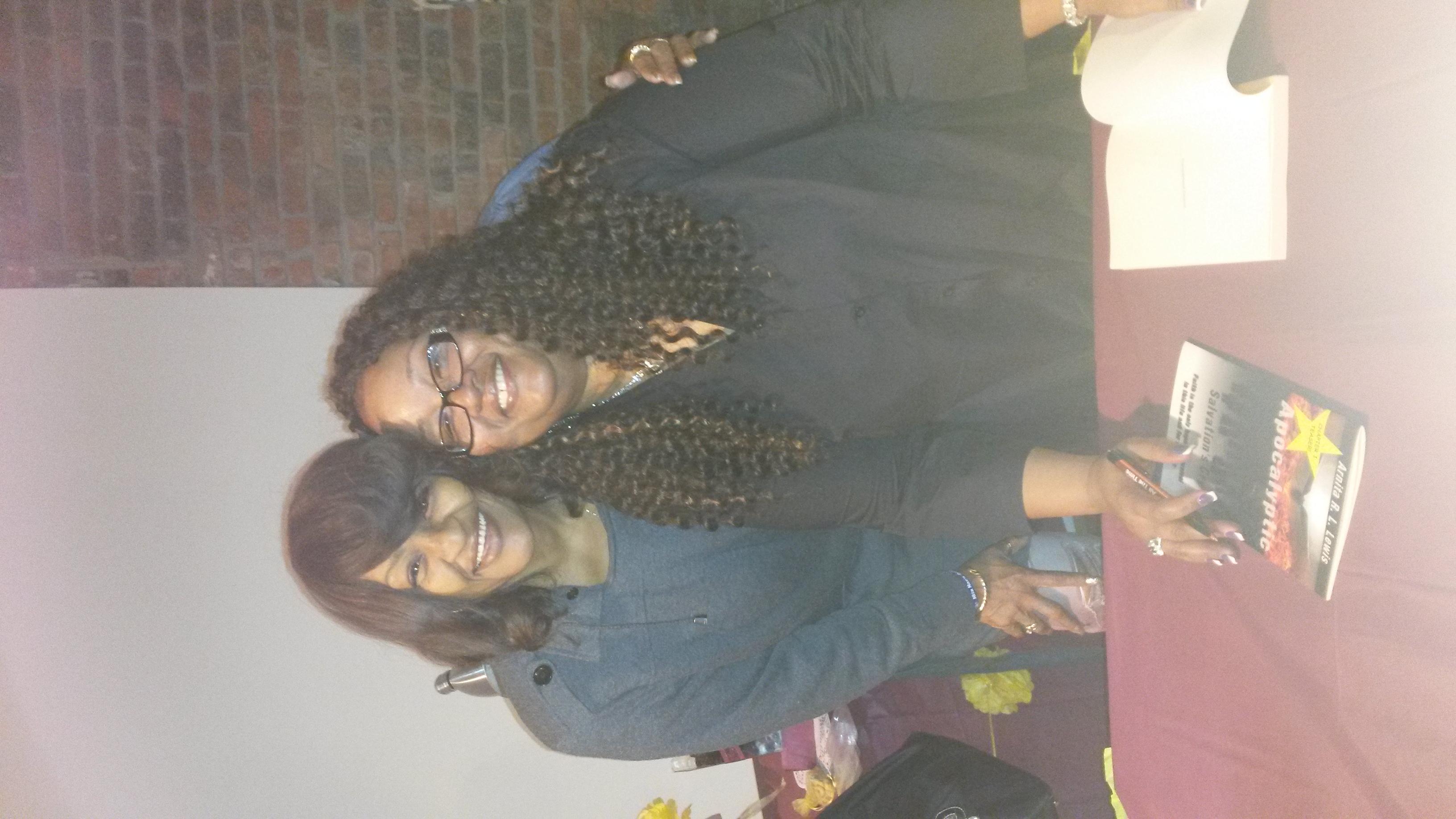 Nita Nae & Ms Juanita