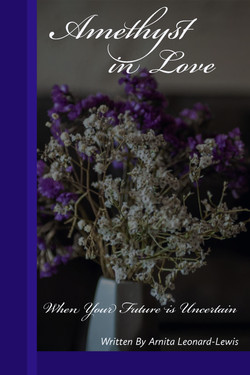 AMETHYST LOVE Front Cover 1
