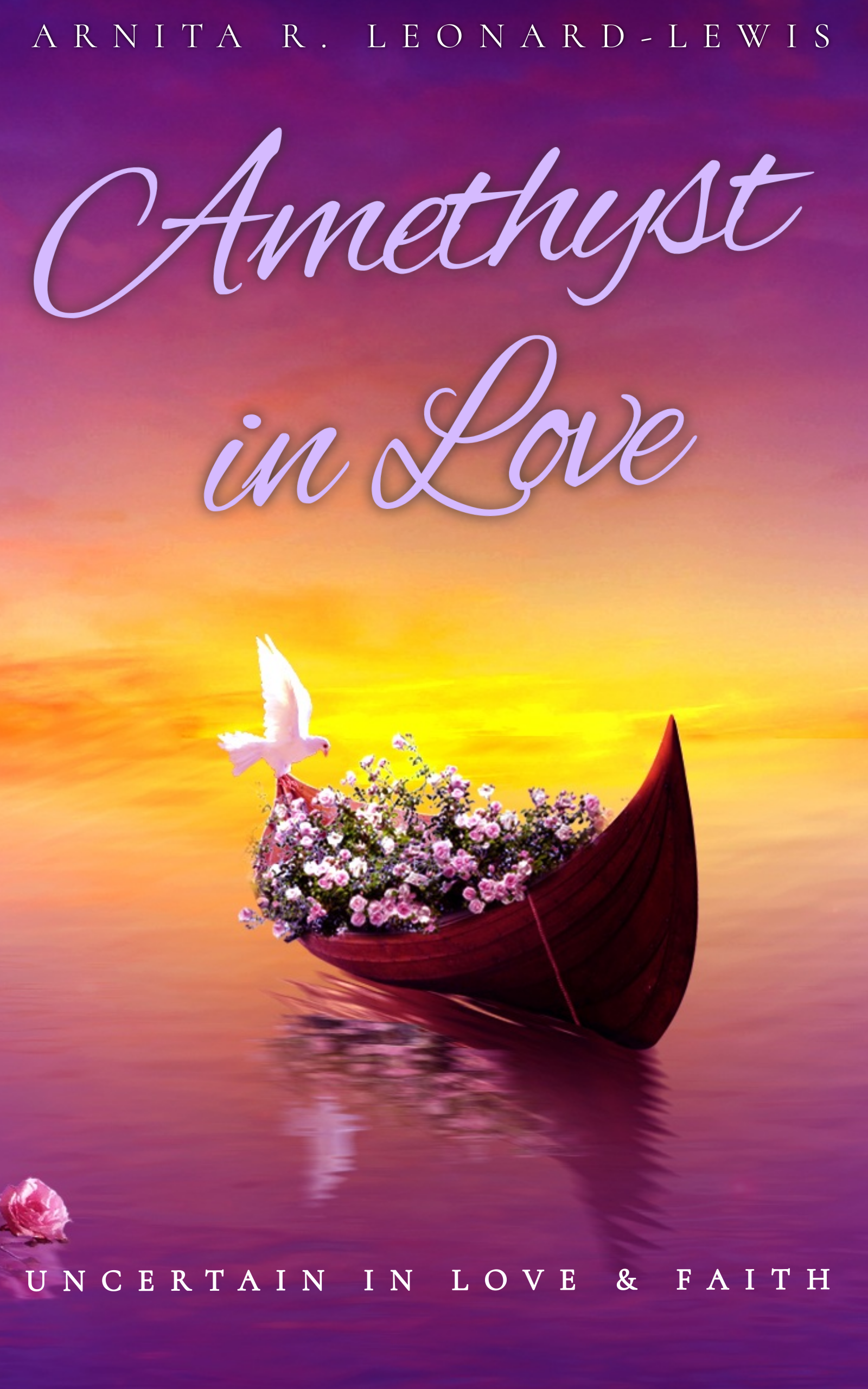 Copy of Amethyst In Love eBook Giveaway.