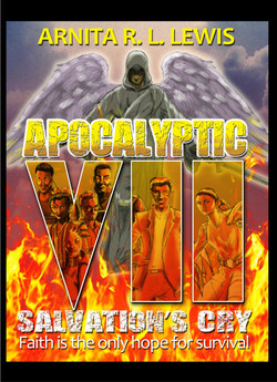 Apocalyptic VII Cover update