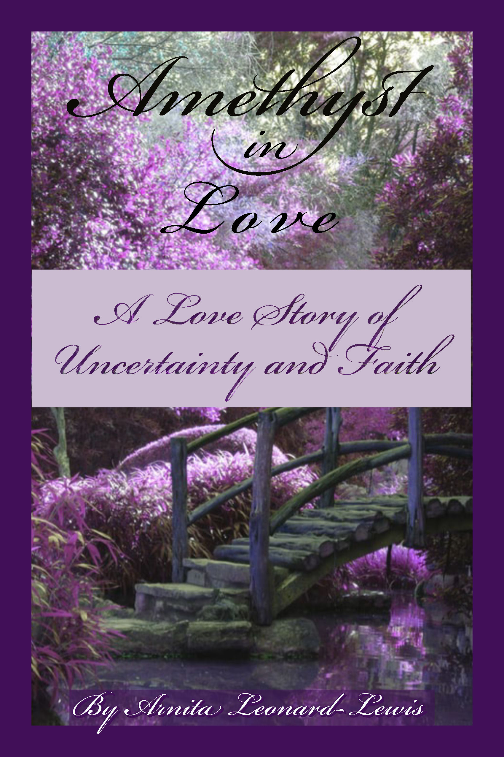 AMETHYST LOVE Front Cover 4