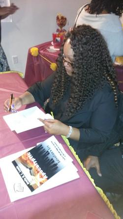 Nita Nae Signing Books 5
