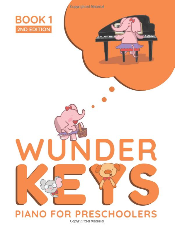 wunder keys piano for preschoolers