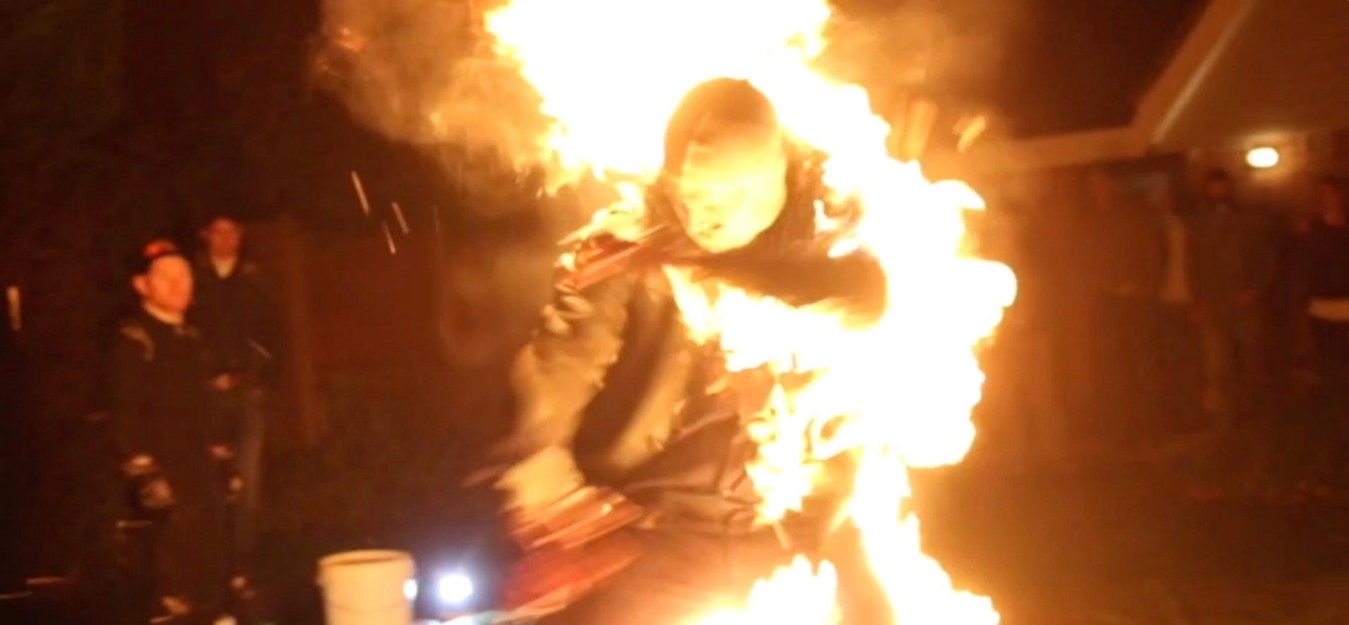 FIRE BURN TRAINING (1on1)