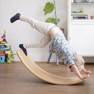 wobble board - באלאנס בורד קשת