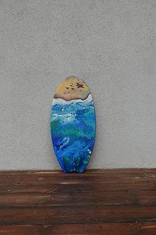 כרמל באומרד - הים הכחול