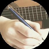 composição e músicas personalizadas