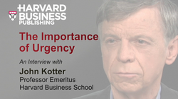 The Importance of Urgency