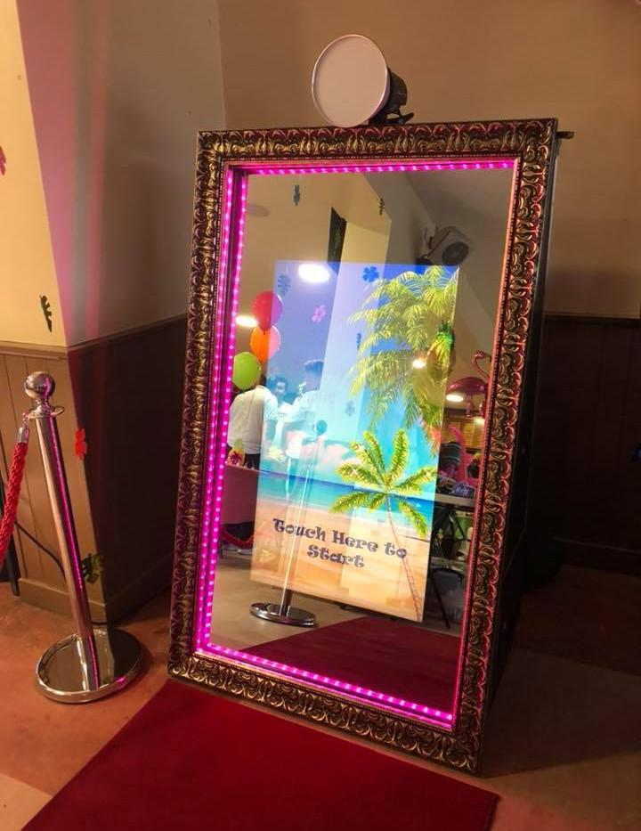 Customised screens