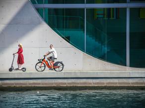 La mobilité douce en Europe