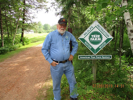 Outstanding Tree Farmer of the Year