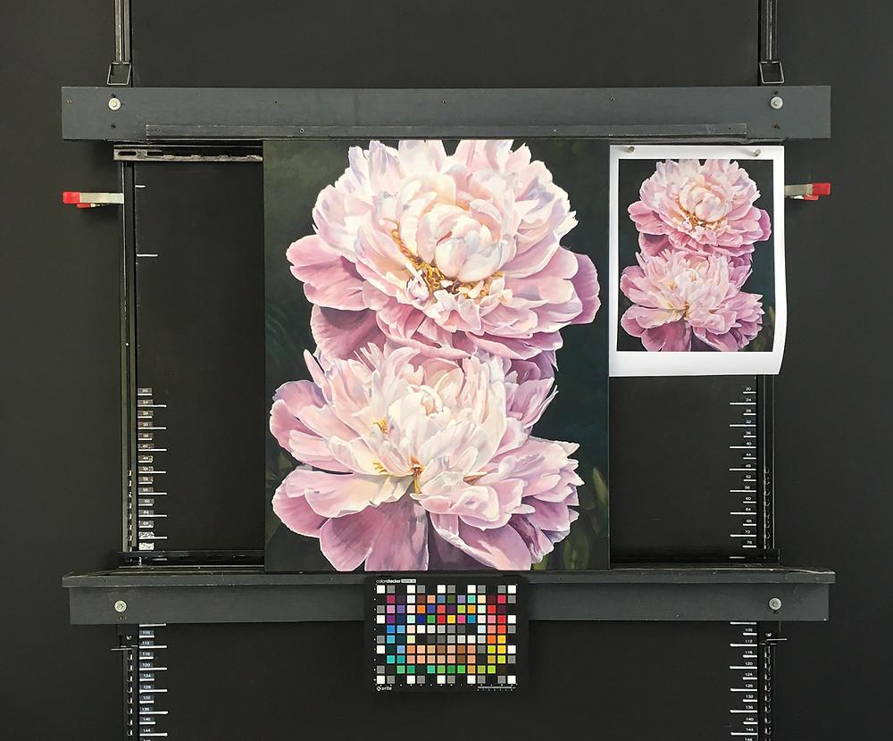 Fine art printing, Art Scanning, Art Reproduction