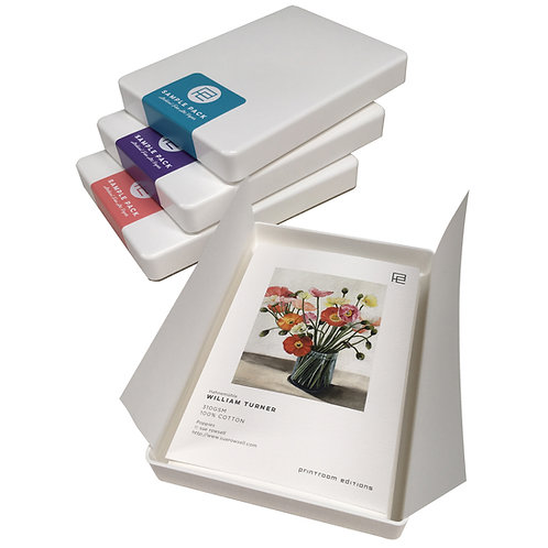 Fine Art Paper Sample Pack