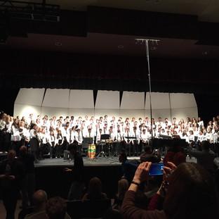 District Choir - Mixed